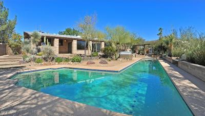 Tucson Single Family Home Active Contingent: 1295 W Panorama Road