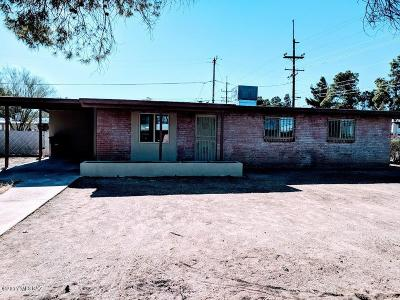 Pima County Single Family Home For Sale: 6402 E Calle Altair