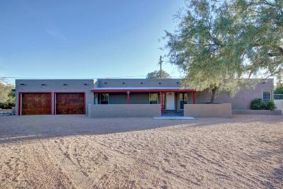 Tucson Single Family Home For Sale: 1221 W Cananea Circle