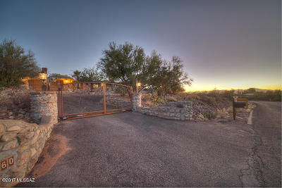 Oro Valley Single Family Home For Sale: 460 E Suffolk Drive