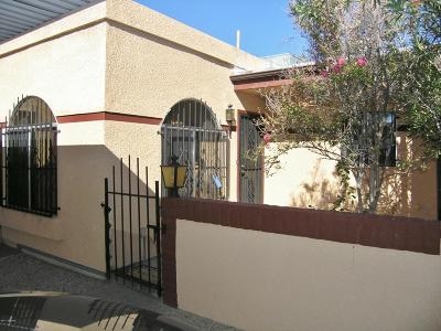Pima County Townhouse For Sale: 3762 E 3rd Street