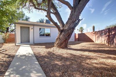 Pima County Single Family Home For Sale: 2502 E 19th Street