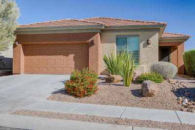 Marana Single Family Home For Sale: 12648 N New Reflection Drive