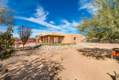 Marana Single Family Home Active Contingent: 12276 N Star Cluster Drive