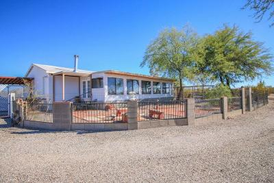 Tucson Single Family Home For Sale: 2085 N San Joaquin Road