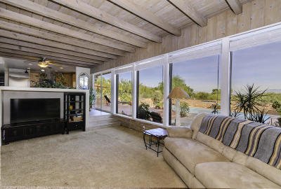 Tucson Single Family Home For Sale: 1525 N Camino Miraflores