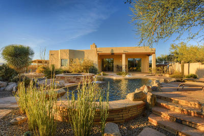 Tucson Single Family Home For Sale: 16224 N Coronado Forest Drive