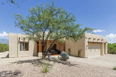 Tucson Single Family Home For Sale: 1250 N Speedway Place