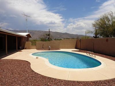 Tucson Single Family Home For Sale: 11650 E Calle Aurora