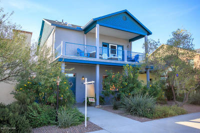 Tucson Single Family Home For Sale: 481 E Downtown Street