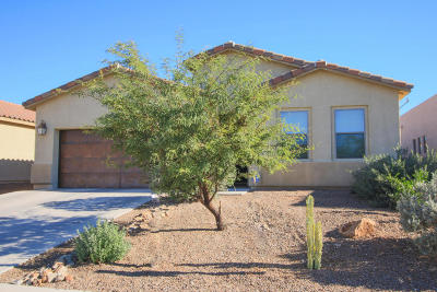 Marana Single Family Home For Sale: 4446 W Crystal Ranch Place