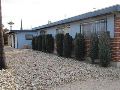 Tucson AZ Single Family Home For Sale: $165,000