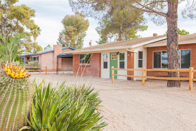 Tucson Single Family Home For Sale: 5220 E 8th Street