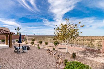 Tucson Single Family Home For Sale: 60626 E Eagle Ridge Drive