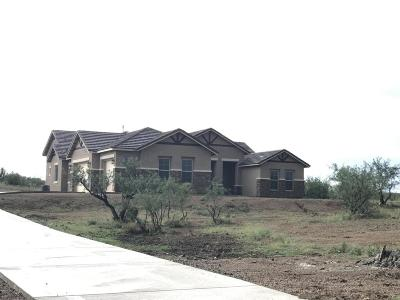 Oracle Single Family Home For Sale: 67848 E Madison Road