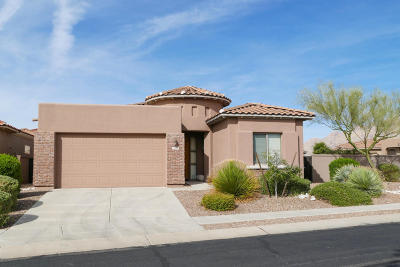 Tucson Single Family Home For Sale: 5967 N Campo Abierto