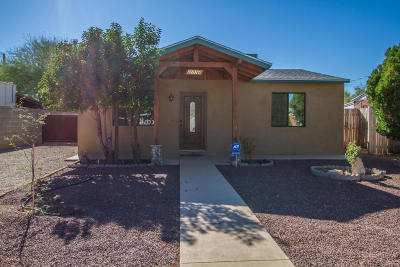 Tucson Single Family Home For Sale: 2714 E Sylvia Street