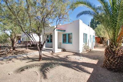 Tucson AZ Single Family Home For Sale: $329,000