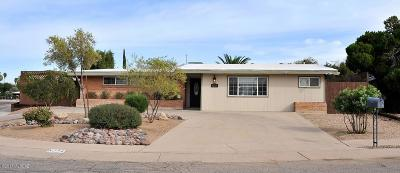 Tucson Single Family Home For Sale: 8724 E Burning Tree Drive