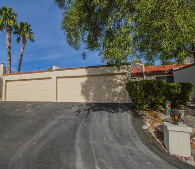 Tucson Townhouse For Sale: 7940 E Sabino Sunrise Circle