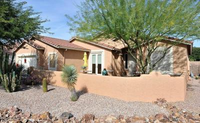 Tucson Single Family Home For Sale: 3448 N Harcan Mine Place