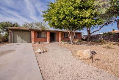 Tucson Single Family Home For Sale: 8484 E Desert Spring Street
