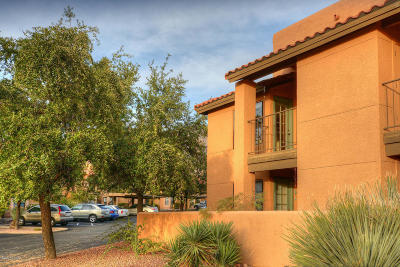 Tucson Condo For Sale: 6651 N Campbell Avenue #280