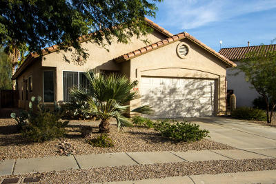 Tucson Single Family Home For Sale: 7474 W Mission Valley Drive