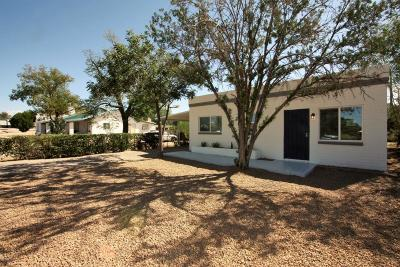 Tucson Single Family Home For Sale: 749 W Vanover Road