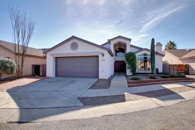 Tucson Single Family Home For Sale: 9810 E Amaroso Lane