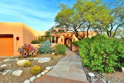 Tucson Single Family Home For Sale: 6232 E Placita Aspecto