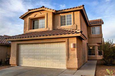 Tucson Single Family Home For Sale: 2572 W Saguaro Bluffs Drive