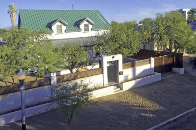 Tucson Single Family Home For Sale: 622 N 10th Avenue