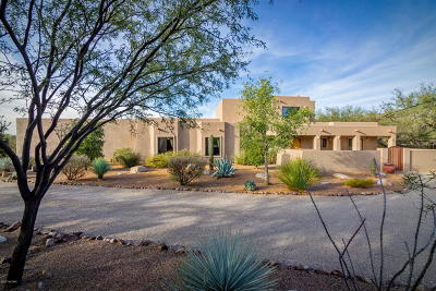 Tucson Single Family Home Active Contingent: 4081 N Harrison Road