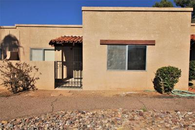 Tucson AZ Townhouse For Sale: $120,000