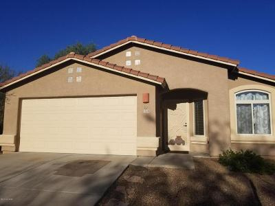Oro Valley Single Family Home For Sale: 2549 E Chipped Stone Lane