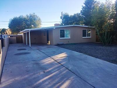 Single Family Home For Sale: 1217 W El Caminito Place