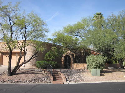 Tucson Townhouse For Sale: 6433 E Via Algardi