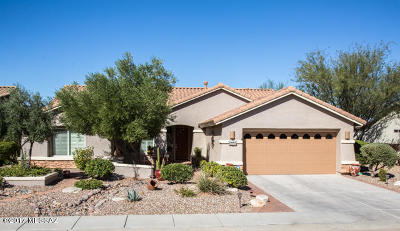 Green Valley  Single Family Home For Sale: 2487 E Bluejay Bluff Lane