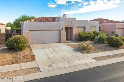 Tucson Single Family Home For Sale: 3712 N Banner Mine Drive