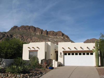 Tucson Single Family Home Active Contingent: 6062 W Ten Star Drive