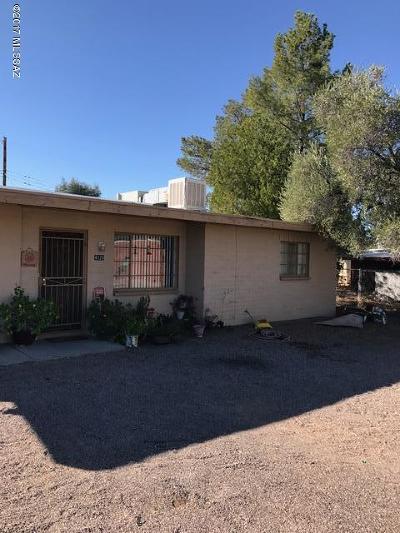 Single Family Home For Sale: 4326 E Montecito Street