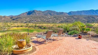Single Family Home Active Contingent: 36869 S Desert Sky Lane