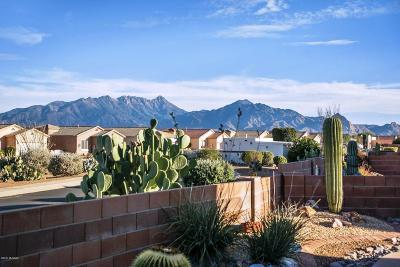 Green Valley Single Family Home For Sale: 2337 S Via Espinosa
