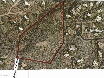 Pima County Residential Lots & Land For Sale: 5100 N Camino Antonio #277, 278