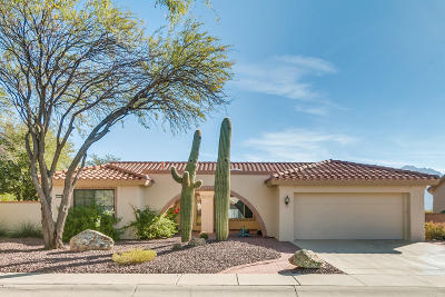 Oro Valley Single Family Home For Sale: 14282 N Fawnbrooke Drive