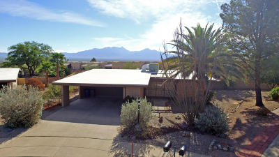 Green Valley Single Family Home Active Contingent: 1210 N Via Vicam