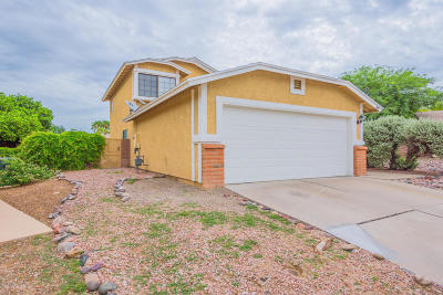 Tucson AZ Single Family Home Active Contingent: $176,000