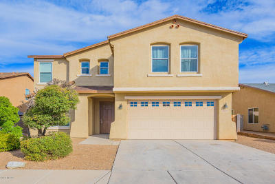 Tucson AZ Single Family Home Active Contingent: $230,000