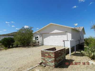 Sahuarita Single Family Home For Sale: 7770 W Maverick Road